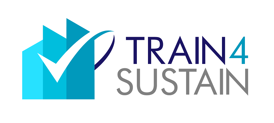 Our newest project TRAIN4SUSTAIN launched